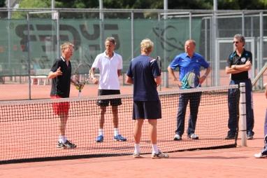 banner De Tennisschool