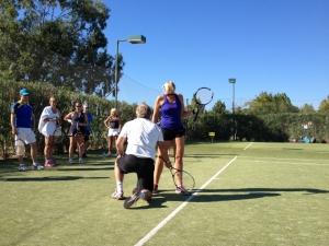 Tennisreizen
