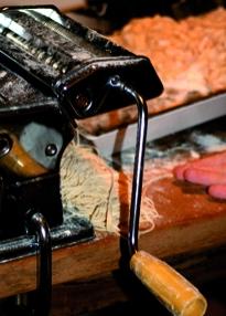 pasta maken zelf pasta maken meel typo 00 semolina pastamachine
